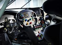 Салон гоночного Порше 911 RSR