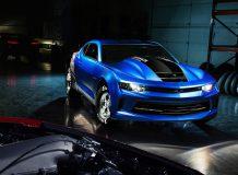 Фото нового Chevrolet Camaro COPO