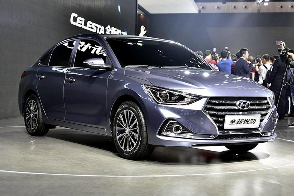Седан Hyundai Celesta