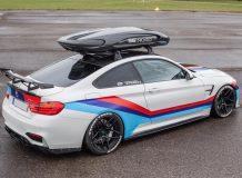 Фото тюнинг BMW M4 от Carbonfiber Dynamics