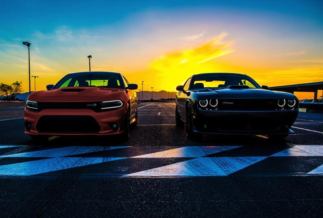 Dodge Charger и Challenger