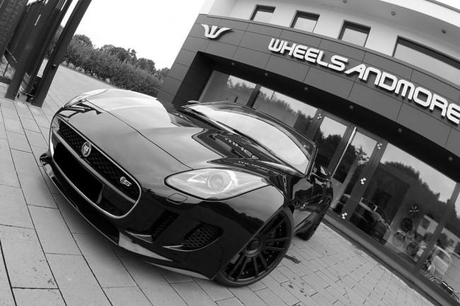 Jaguar F-Type S от ателье Wheelsandmore