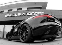 Тюнинг Jaguar F-Type S Roadster фото