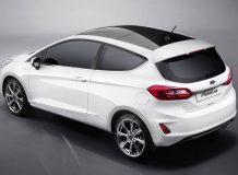 Новый Ford Fiesta Vignale фото