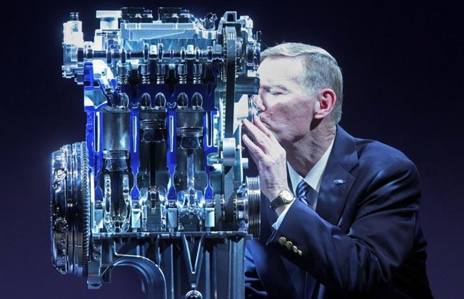 1,0-литровый мотор Ford EcoBoost