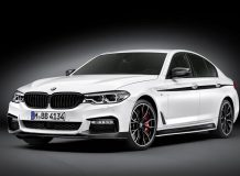 BMW 5 G30 M Performance фото