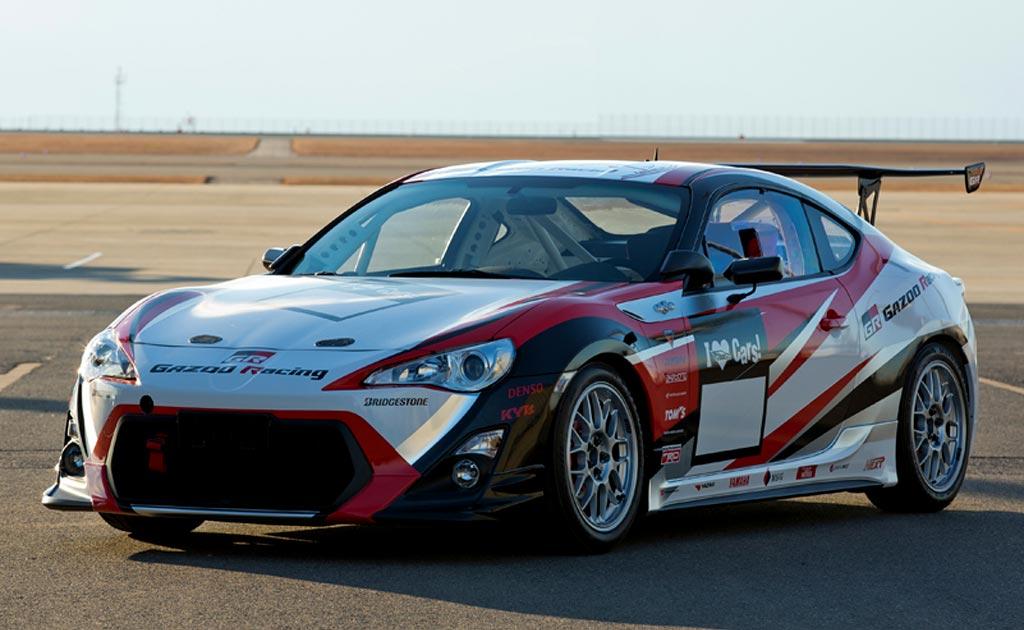 Toyota GT86 от Gazoo Racing