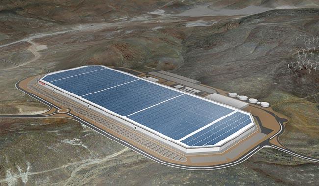 Предприятие Gigafactory