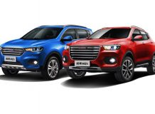 Фото нового Haval H2S Red Label
