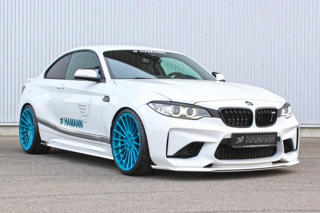 BMW M2 от ателье Hamann