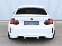 Обвес Hamann на купе BMW M2 фото