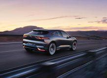 Фото концепта Jaguar I-Pace Concept
