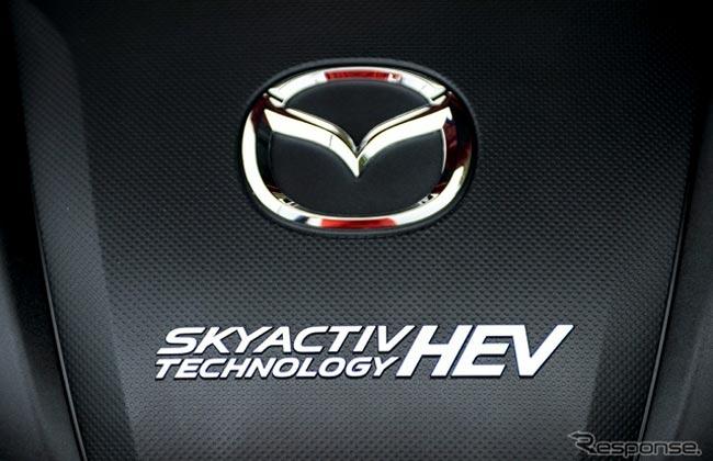 Движок SkyActiv HEV