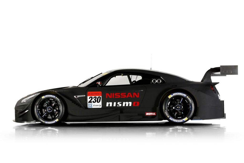 Фото нового Ниссан ГТ-Р Нисмо GT500