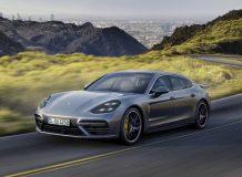 Фото Porsche Panamera Turbo Executive 2017