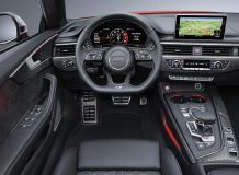 Фото салона Audi S5 Cabriolet II