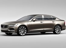 Volvo S90 Excellence фото