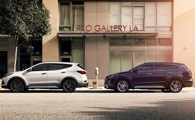 Hyundai Santa Fe и Grand Santa Fe