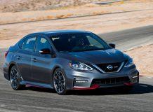 Фото нового Nissan Sentra Nismo