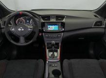 Фото салона Nissan Sentra Nismo