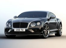 Bentley Continental GT S Silverfox фото