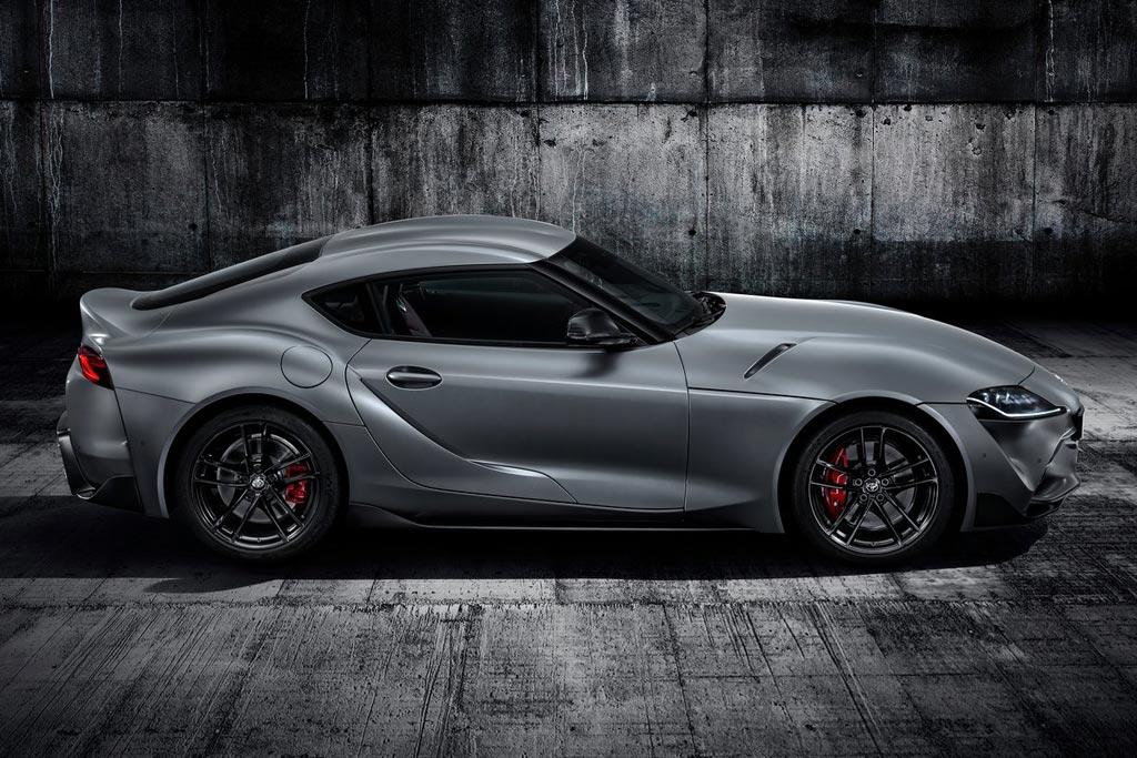 Новая модель Toyota Supra 2020
