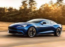 Aston Martin Vanquish S фото