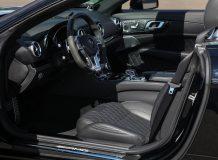 Салон Мерседес SL 65 AMG от Vath