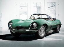 Jaguar XKSS 1957 фото