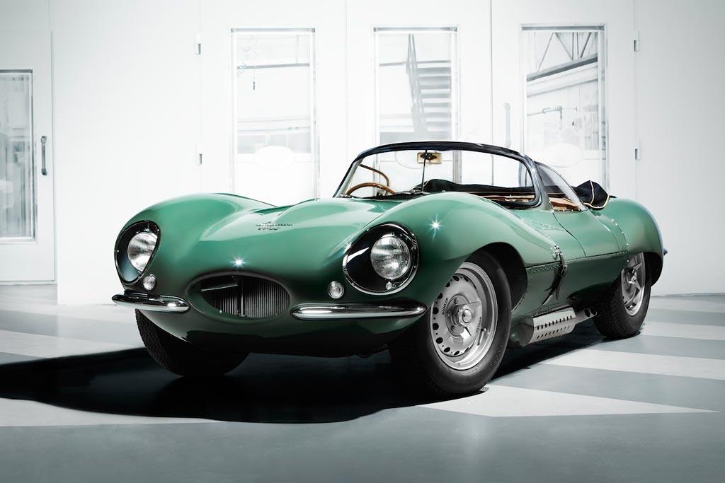 Возрожденный Jaguar XKSS