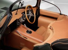 Фото салона Jaguar XKSS