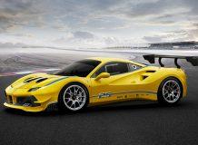 Ferrari 488 Challenge фото