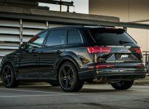 Диски на Audi SQ7 от ABT фото