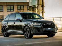 Тюнинг Audi SQ7 от ABT фото