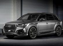 Обвес для Audi SQ7 от ABT фото