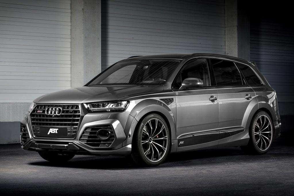 Audi SQ7 от ателье ABT Sportsline
