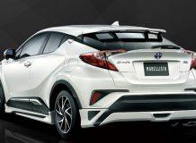 Toyota C-HR Elegant Ice Style фото