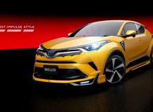 Фото Toyota C-HR Boost Impulse Style