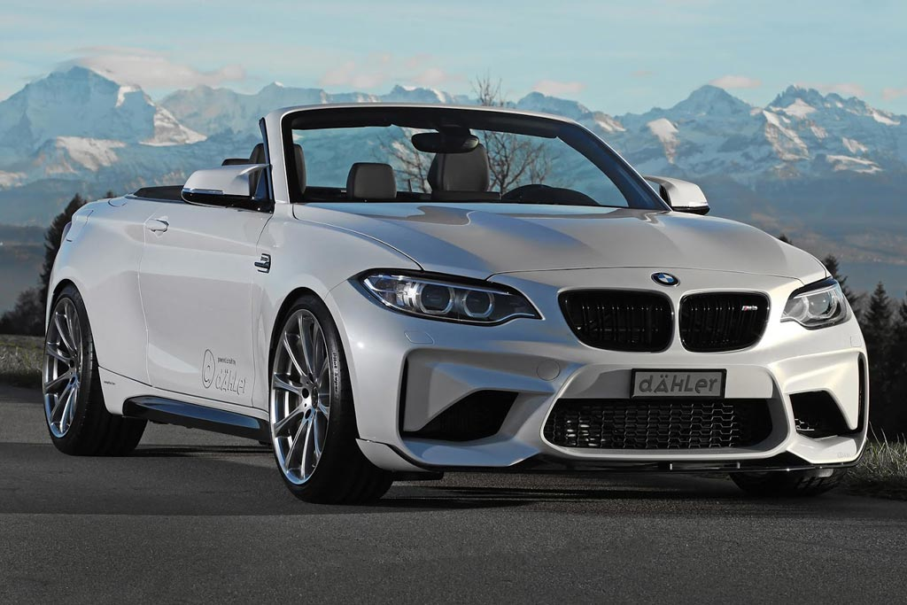 BMW M2 Convertible от Dahler Design