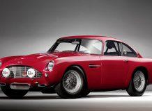 Aston Martin DB4 GT 1963 фото