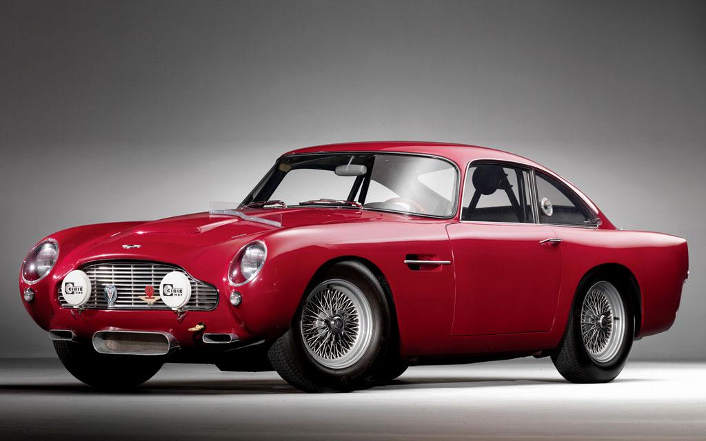 Aston Martin DB4 G.T. 1963 года