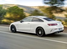Новый Mercedes E Coupe C213 2017 фото