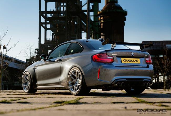 BMW M2 GTS от ателье Evolve Automotive