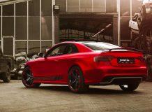 Фото тюнинг Audi RS5 от Fostla