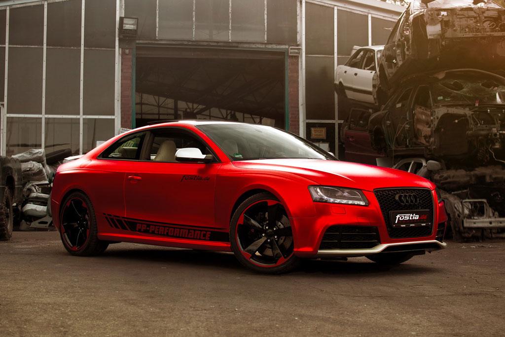 Audi RS5 Coupe от ателье Fostla