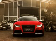 Audi RS5 Coupe в виниловой пленке