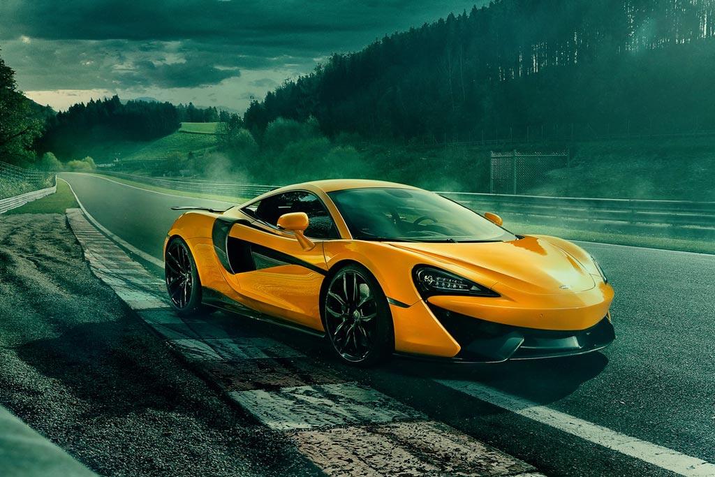 McLaren 570S от ателье Novitec