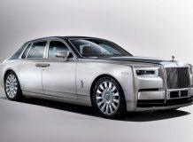 Фото нового Rolls-Royce Phantom VIII 2018