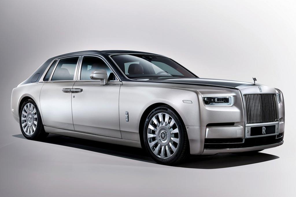 Новый Rolls-Royce Phantom VIII