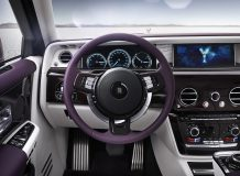 Фото салона Rolls-Royce Phantom VIII
